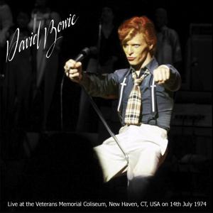 David Bowie 1974-07-14 New Haven ,Veterans Memorial Coliseum - Live At The Veterans Memorial Coliseum - SQ 6,5