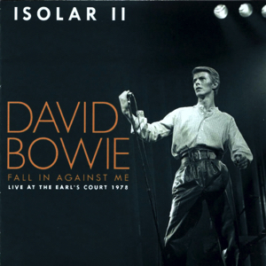 David Bowie 1978-07-01 London ,Earl's Court Arena - Fall In Against Me - SQ 9