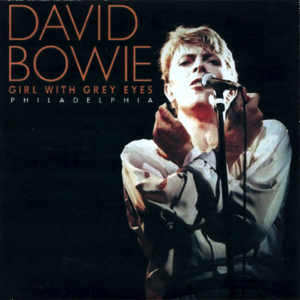 David Bowie 1978-04-28 Philadelphia ,Spectrum Arena - Girl With Grey Eyes - SQ 7,5