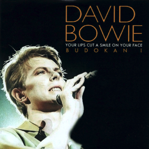 David Bowie 1978-12-11 Tokyo ,Nihon Budokan Arena - Your Lips Cut A Smile On Your Face - SQ -7