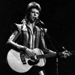 The night David Bowie was dragged to safety in Dundee