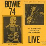 David Bowie 1974-09 Los Angeles ,Universal Amphitheatre - Bowie 74 Live - 3rd,6th,7th or 8th september 1974 (EP) - SQ 7,5