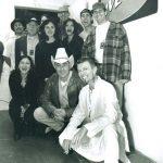 David Bowie 1997-12-07 San Francisco ,Kezar Pavilion (Neumann KM140 DAT) Live 105 Green X-mas - SQ -9