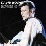 David Bowie 1990-09-25 Porto Alegre (Sao Paolo) ,Olympia Theatre - SQ 7