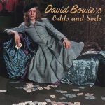 David Bowie Odds and Sods ,Compilation spanning a period of 40 years of rare tracks (CD) - SQ 9