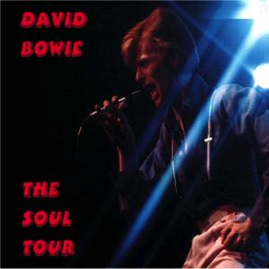David Bowie 1974-10-16 Detroit ,Michigan Palace + 1974-12-01 Atlanta ,Omni Arena - The Soul Tour - SQ 7