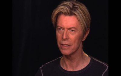 David Bowie's unaired 60 Minutes interviews