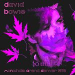 David Bowie 1976-02-17 Denver ,McNichols Sports Arena - Denver 1976 - SQ 6+