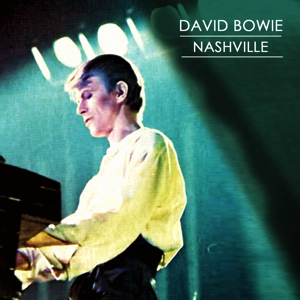 David Bowie 1978-04-13 Nashville ,Municipal Auditorium - Nashville - SQ 8