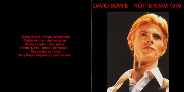 david-bowie-ROTTERDAM 1976 - FRONT