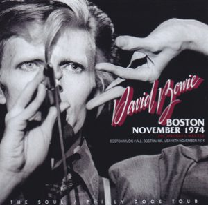 David Bowie 1974-11-14 Boston ,Music Hall - Boston November 1974 - (Joe Maloney Master) - SQ -8
