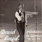 David Bowie 1974-11-24 Philadelphia ,Spectrum Theater - Philadelphia The Spectrum - (Version. 2) - SQ 6+