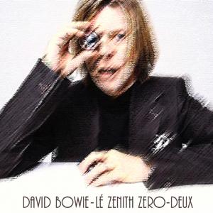 David Bowie 2002-09-24 Paris ,Le Zenith - Le Zenith Zero Deux - (FM Soundboard) - SQ 9+