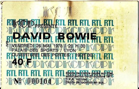 DAVID-BOWIE-MODERN-FEELING-Ticket Front