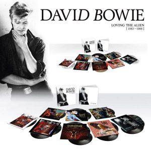 David Bowie Loving The Alien (1983-1988) (2018)