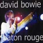 David Bowie 1978-04-11 Baton Rouge ,Louisiana State University - Baton Rouge - SQ 8+