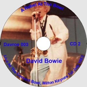 DAVID-BOWIE-A-REBEL-AT-THE-BOWL-CD 2 - Inlet