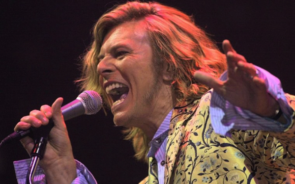David Bowie's legendary Glastonbury headline performance from 2000 will be released: