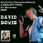 David Bowie 2003-11-08 Amnéville ,Le Galaxie - SQ 8+