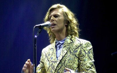 David Bowie: the day I pulled the plug on his Glastonbury comeback
