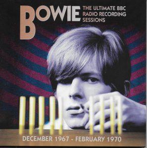 David Bowie The Ultimate BBC Radio Recording Sessions 1967-2002 (BOX