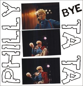 David Bowie 1983-07-21 Philadelphia ,The Spectrum Arena - Philly Bye Ta Ta - (RAW) - SQ -8