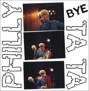 David Bowie 1983-07-21 Philadelphia ,Spectrum Arena - Philly Bye Ta Ta - (RAW) - SQ -8