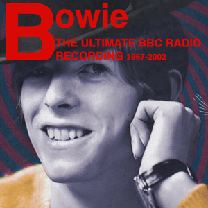 David Bowie The Ultimate BBC Radio Recording Sessions 1967-2002 (BOX SET) - SQ 8-9