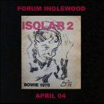 David Bowie 1978-04-04 Los Angeles ,Inglewood Forum (Remaster) – SQ 8