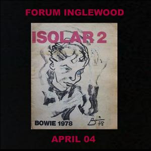 David Bowie 1978-04-04 Los Angeles ,Inglewood Forum (Remaster) - SQ 8