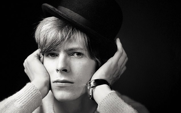 How the 19-year-old singer David Bowie (then still known as Davy Jones) already knew he was going to be a superstar