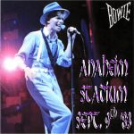 David Bowie 1983-09-09 Anaheim (Los Angeles) ,Anaheim Stadium -Live In Anaheim - (RD) - SQ 8