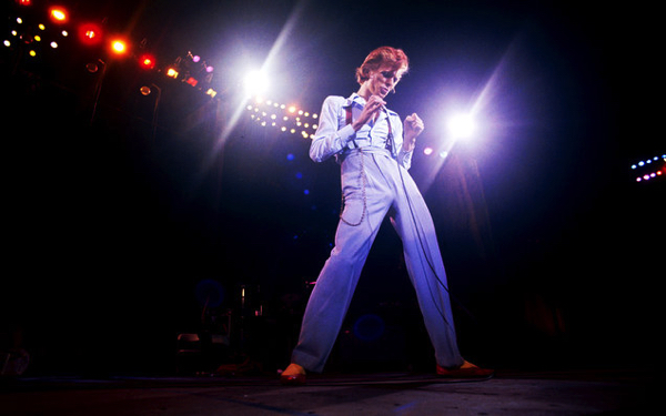 David Bowie • Jean Genie • Live at The Tower Theater • July 1974