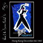 David Bowie 1983-12-08 Hung Hom (Hong Kong City) ,Hong Kong Coliseum (Remaster) SQ -8