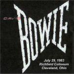 David Bowie 1983-07-29 Richfield (Cleveland) , Richfield Coliseum – SQ 7,5