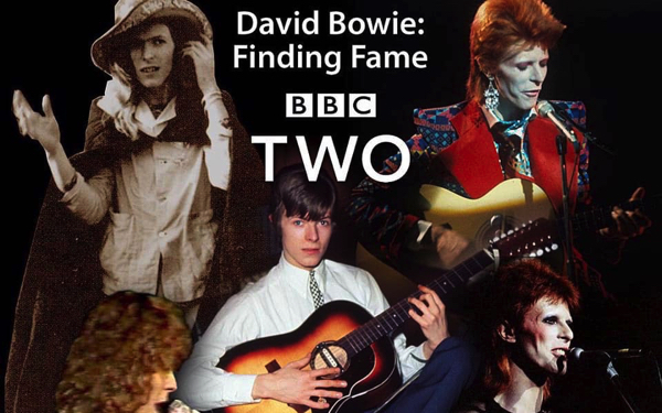 David Bowie : Finding Fame ,Broadcasts Next Saturday 21:00 BBC TWO