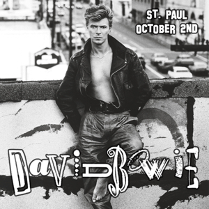 David Bowie 1987-10-02 Minneapolis ,Saint Paul Civic Center - Live in St Pauls - (Z67 - Steveboy remake) - SQ -8