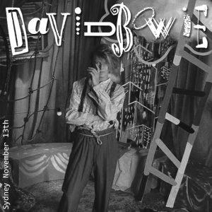 David Bowie 1987-11-13 Sydney ,Entertaiment Centre (Zannalee1967) - SQ -8