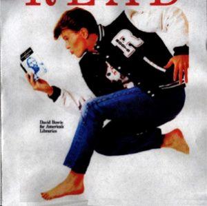 David Bowie 1987-09-07 Chapel Hill ,Dean Smith Centre - Tar Heel Spider - SQ 8