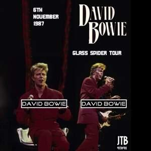 David Bowie 1987-11-06 Sydney ,Entertainment Centre (incomplete) (Source 2) - SQ -8