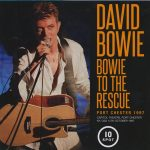 David Bowie 1997-10-14 Port Chester (N.Y.) ,Capitol Theatre - Bowie To The Rescue - (Wardour-293) - SQ 9