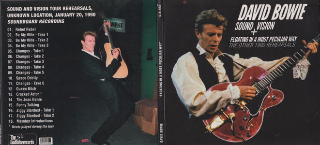 david-bowie-Floating-In-A-Most-Peculiar-Way-Outer Sleeve