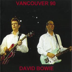 David Bowie 1990-05-20 Vancouver ,B.C. Place Stadium - Vancouver 90 - SQ 8+