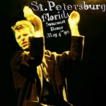 David Bowie 1990-05-04 St Petersburg ,Suncoast Arena - I Never Lock The Case - SQ -8