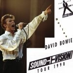 David Bowie 1990-06-04 Dallas ,Coca Cola Starplex Amphitheatre - Live in Dallas - SQ 8,5