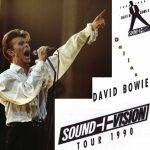 David Bowie 1990-06-04 Dallas ,Coca Cola Starplex Amphitheatre - Dallas 90 - SQ 8+
