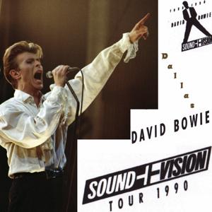 David Bowie 1990-06-04 Dallas ,Coca Cola Starplex Amphitheatre - Live in Dallas - SQ 8,5