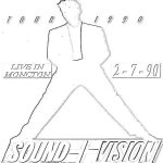 David Bowie 1990-07-02 Moncton ,Provincial Park – Live At The Moncton Coliseum 2-07-1990 – SQ -8