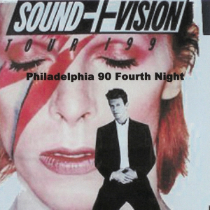David Bowie 1990-07-13 Philadelphia ,The Spectrum Arena - Philadelphia 4th Night - SQ 8