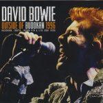 David Bowie 1996-06-04 and 05 Tokyo ,Nihon Budokan Hall - Outside Of Budokan 1996 - (4CD Wardour-196) - SQ 8,5